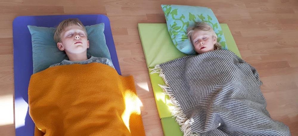 Kropsscanning for børn og unge